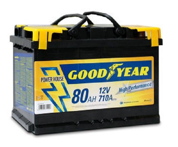Baterii auto Goodyear