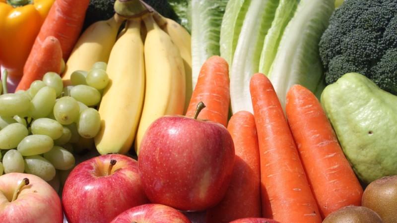 O digestie mai bună cu ajutorul legumelor și fructelor