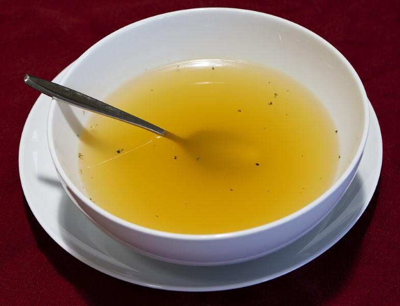 Digestie mai bună - Supa caldă