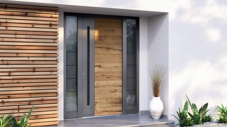 Uși cu izolație termică